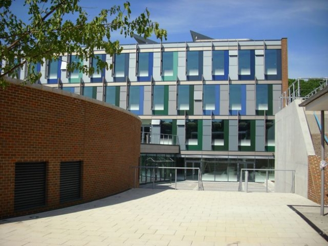 New Academic Building, Falmer, Brighton